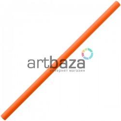 Карандаш - стеклограф для письма по стеклу, фарфору, металлу, пластику, оранжевый, Gold Horse