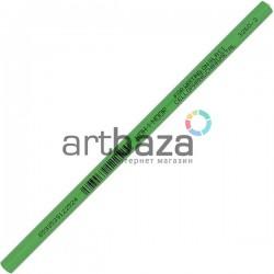 Карандаш - стеклограф для нанесения рисунка на стекло, фарфор, пластмассу, металл, зеленый, Koh-i-Noor