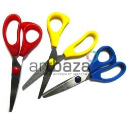 Ножницы детские цветные, 13 см., длина лезвия 7 см., Penka