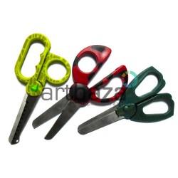 Ножницы детские цветные, 13 см., длина лезвия 5 см., Penka