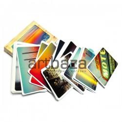 """Почтовые открытки для посткроссинга """"LOMO"""", 80 х 58 мм., 30 открыток"""