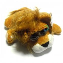 """Мягкая игрушка """"Лев с большими глазами"""" на присоске, K.K.toys"""