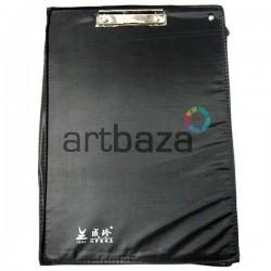 Папка - планшет с металлическим клип - зажимом с сумкой на молнии А3 формата купить в Киеве (Украина)