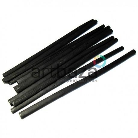 Уголь жжёный 3 - 6 мм., 10 штук в упаковке