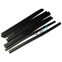 Уголь жжённый 6 - 8 мм., 8 штук в упаковке