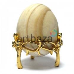 Подставка под яйцо металлическая, 5 - 10 см.