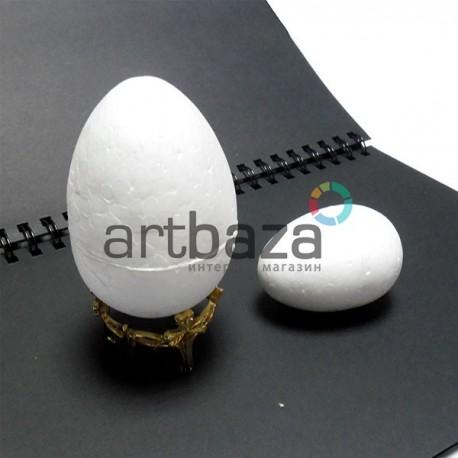"""Фигурка - заготовка из пенопласта """"Яйцо"""", 10 см."""