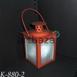 Подсвечник металлический подвесной