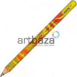 Специальные карандаши с многоцветным грифелем, MAGIC ORIGINAL, Koh-I-Noor