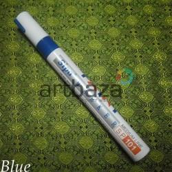 Масляный маркер - краска, blue, 3 мм., SIPA