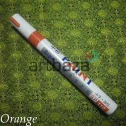 Масляный маркер - краска, orange, 3 мм., SIPA