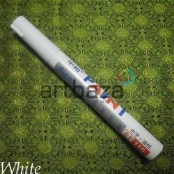 Масляный маркер - краска, white, 3 мм., SIPA