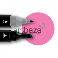 Маркер Touch Twin, 06 vivid pink, ShinHan