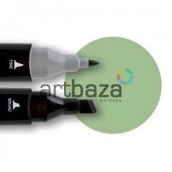 Маркер Touch Twin, 175 lime green, ShinHan