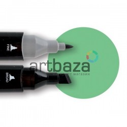 Маркер Touch Twin, 172 spectrum green, ShinHan