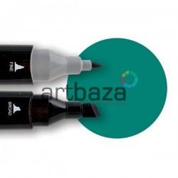 Маркер Touch Twin, 53 turquoise green, ShinHan