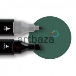 Маркер Touch Twin, 51 dark green, ShinHan