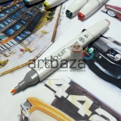 Маркер-копик TouchLiit Twin Marker, R139 flesh, Maieart Art