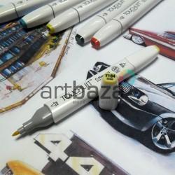 Маркер-копик TouchLiit Twin Marker, Y164 anise, Maieart Art