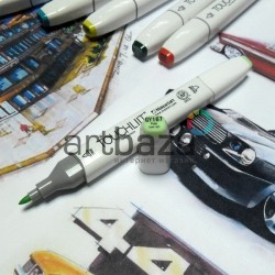 Маркер-копик TouchLiit Twin Marker, GY167 pale green light, Maieart Art