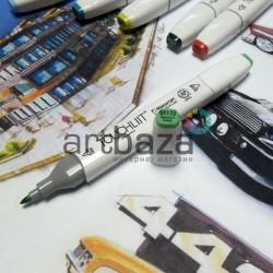 Маркер-копик TouchLiit Twin Marker, GY172 spectrum green, Maieart Art