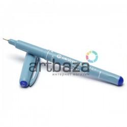 """Линер """"Document"""" черный, 0.7 мм., Centropen, арт.: 2631 (8595013612071 / 8595013612118) для рисования и технического черчения"""