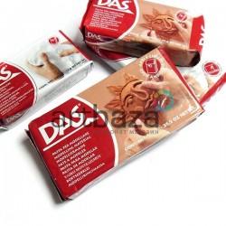 Глина (паста) для моделирования терракотовая, 1 кг., DAS