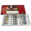 Набор художественных гуашевых красок, 18 цветов по 12 мл., Maries