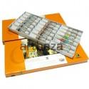 Набор художественных масляных красок, 18 цветов по 12 мл., Maries