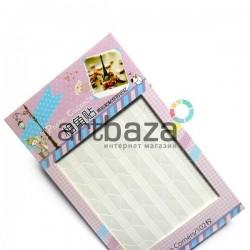 Уголки для альбомов и фотографий в скрапбукинге и кардмейкинге Photo Corners, цвет белый, 102 штуки