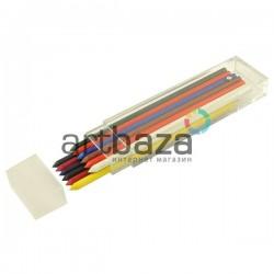 Цветные стержни (грифеля) для цанговых карандашей Ø3.2 мм., SKALA, Koh-I-Noor ● 4042 ● 8593539003502 / 8593539016502