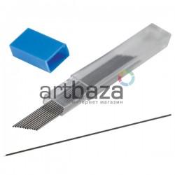 Стержни (грифели) для механического карандаша Ø0.7 мм., 2B, Koh-i-noor