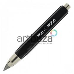 Цанговый механический карандаш, треугольный, Kubus Versatil, Ø5.6 мм., Koh-i-noor