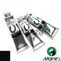 Краска художественная масляная, марс черный, 794, туба 50 мл., Maries