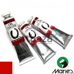 Краска художественная масляная, кадмий красный, 328, туба 50 мл., Maries