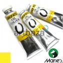 Краска художественная масляная, лимонно-желтый, 215, туба 50 мл., Maries