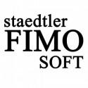 Полимерная глина (термопластика) STAEDTLER® FIMO® soft