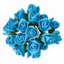 Наборы цветов, лепестков, бутонов из латекса и фоамирана
