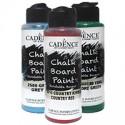 Краска акриловая для меловых досок Chalkboard Paint, 120 мл., Cadence