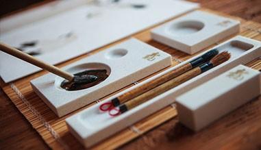 Тушь для китайской живописи и каллиграфии